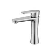Ace High Rise Basin Mixer Chrome